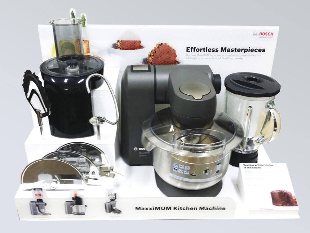 Bosch MaxxiMUM Kitchen Machine Glorifier