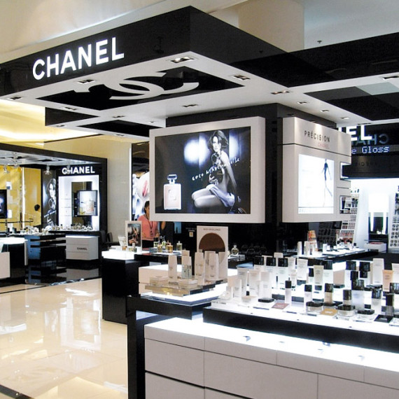 : : RETAIL FIT-OUT : : Chanel Siam Paragon Thailand