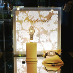 Chopard Jewellery Time 2014 Collection Display