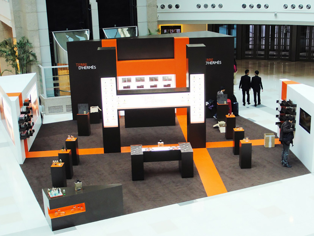 Hermes Event @ China