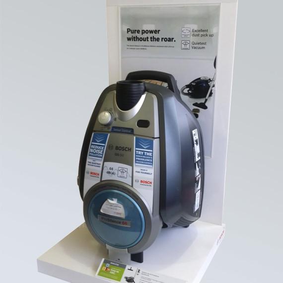 : : PoS SOLUTIONS : : Bosch Vacuum Glorifier
