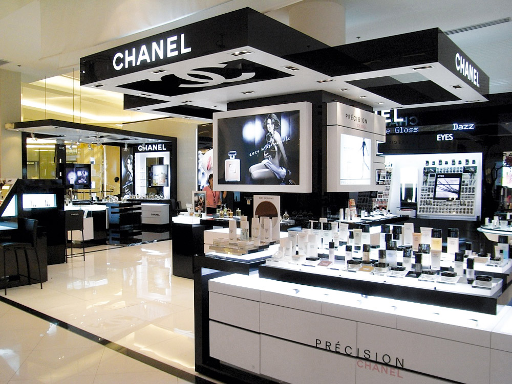 Chanel Bangkok Siam Paragon