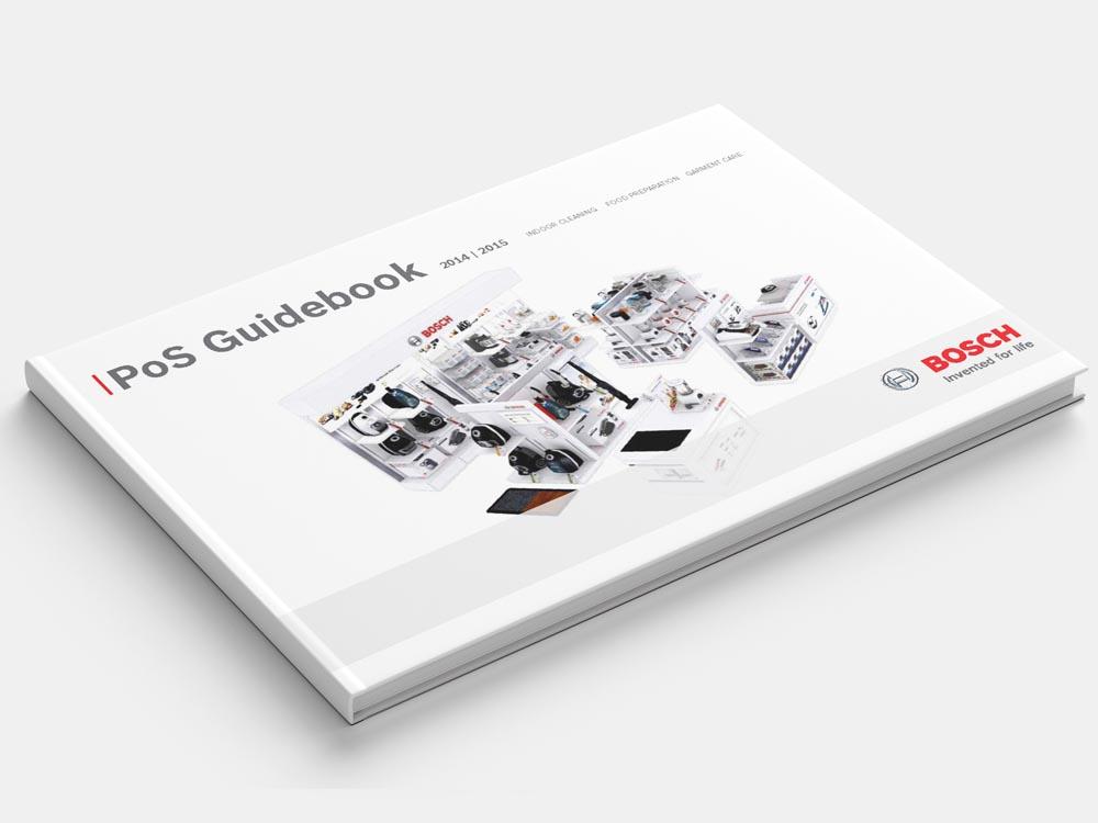 : : BRANDING : : Bosch Point-of-Sales (PoS) Guidebook