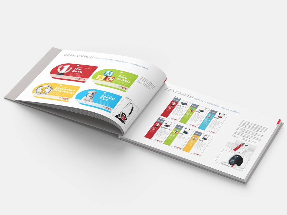 : : BRANDING : : Bosch Point-of-Sales (PoS) Guidebook