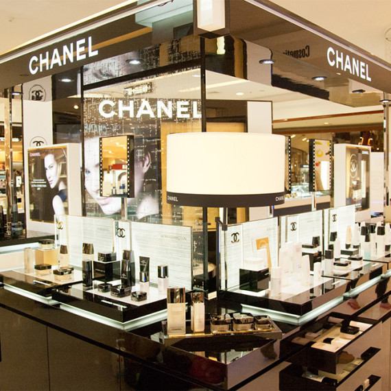 : : RETAIL FIT-OUT : : Chanel Thailand