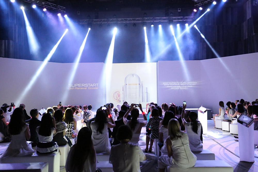 Elizabeth Arden Superstart Launch @ Bangkok, Thailand
