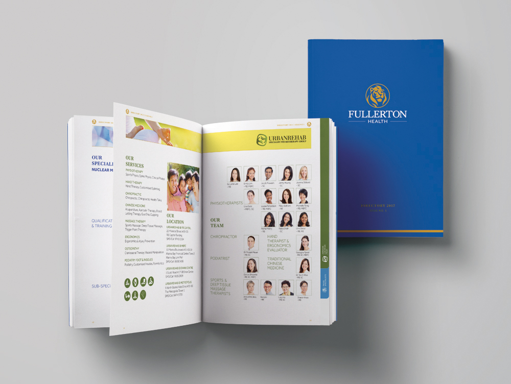 : : MARKETING : : Fullerton Health Doctor's Directory