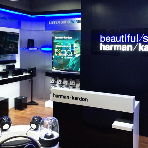 : : RETAIL FIT-OUT : : Harman Kardon Indonesia