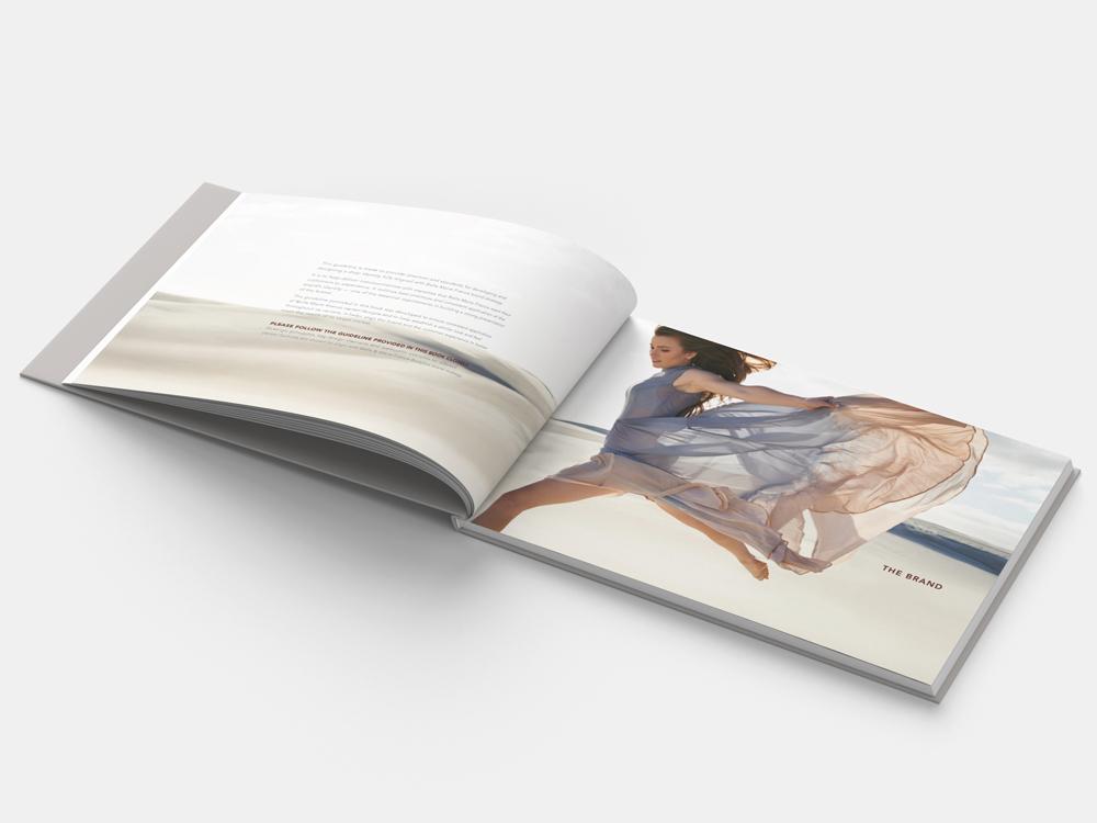 : : BRANDING : : Bella Marie France (BMF) Retail Fit-out Branding Guidebook