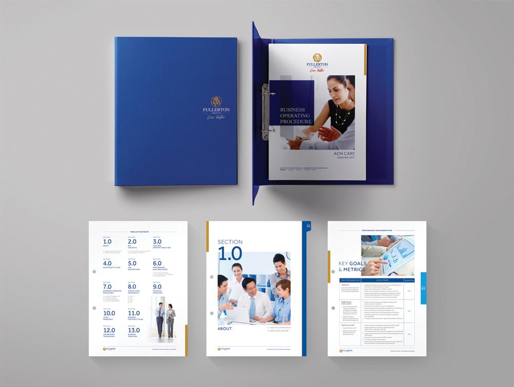 : : MARKETING : : Fullerton Health's Business Operating Procedure Manual