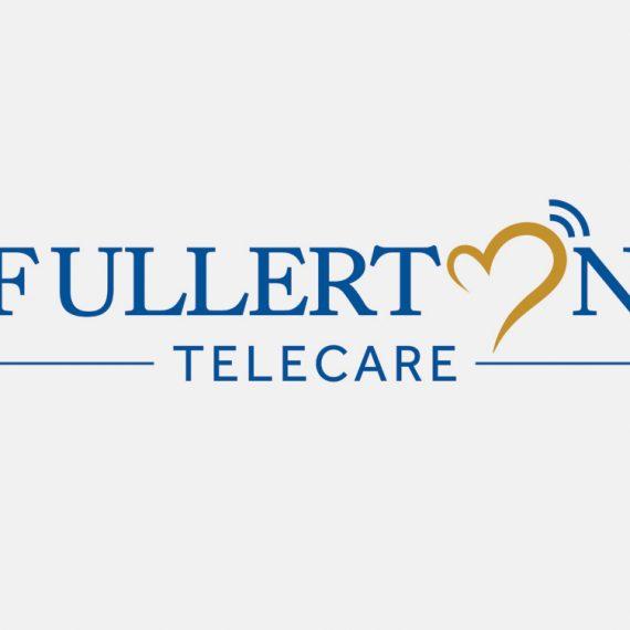 : : BRANDING : : Fullerton Telecare Logo Development